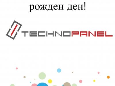 Today Technopanel turns 13!