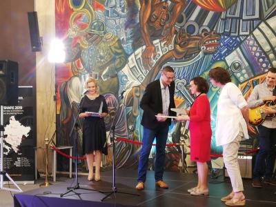 """Технопанел връчи награда на """"Български архитектурни награди 2019"""""""
